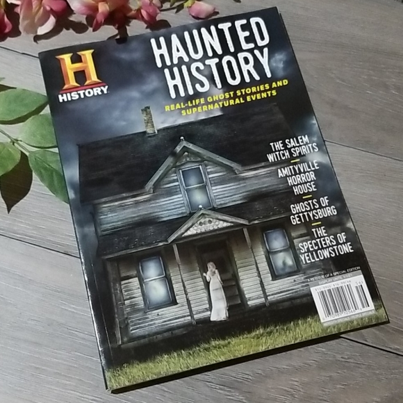 Haunted History Magazine